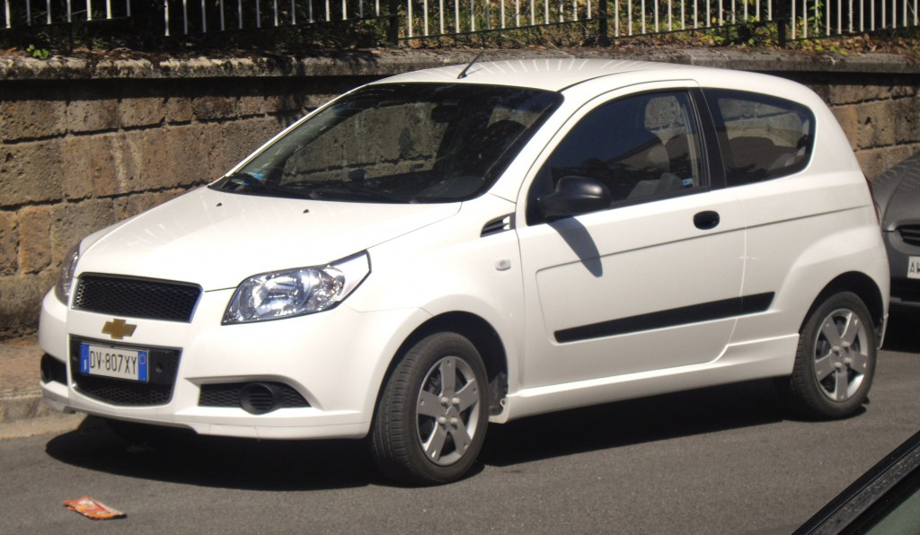 2009_Chevrolet_Aveo_Eco_Logic_3door